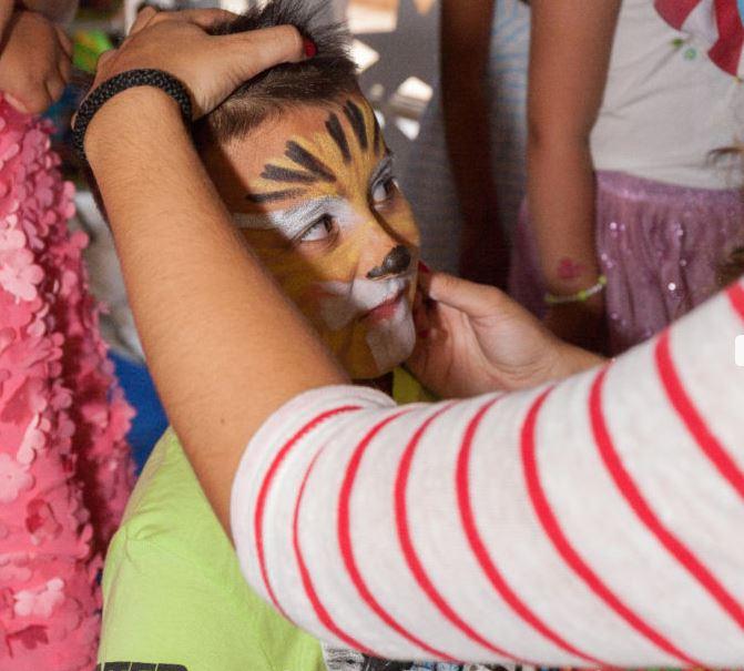 Payasos para fiestas infantiles en San Ildefonso